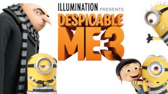 Se Despicable Me 3 på Netflix