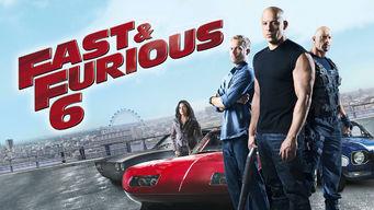 Se Furious 6 på Netflix