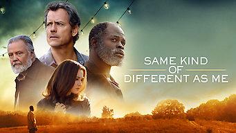 Se Same Kind of Different as Me på Netflix