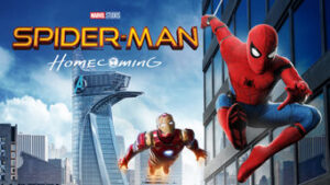 Spider Man Homecoming netflix