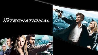 Se The International på Netflix