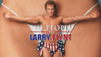 Se The People vs. Larry Flynt på Netflix
