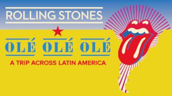 Se The Rolling Stones: Olé Olé Olé! A Trip Across Latin America på Netflix