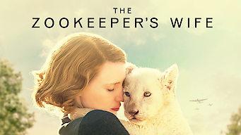 Se The Zookeeper's Wife på Netflix