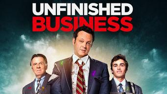 Unfinished Business netflix