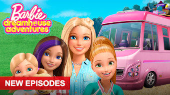 Se Barbie Dreamhouse Adventures på Netflix