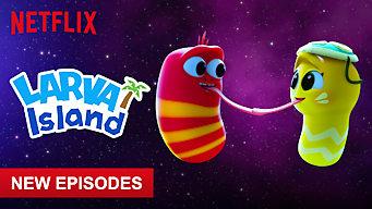 Se Larva Island på Netflix