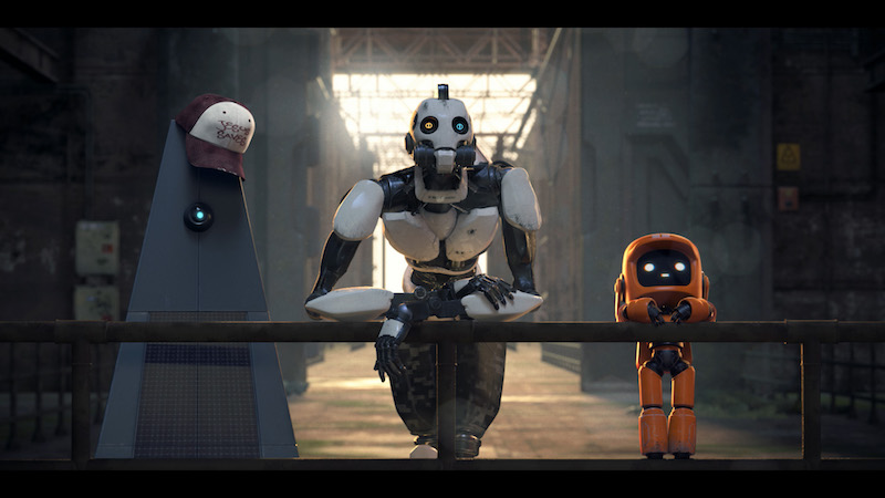 love death robots 1