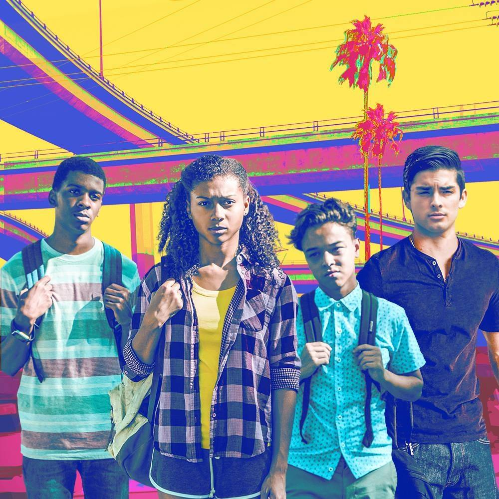 on my block sæson 2 netflix