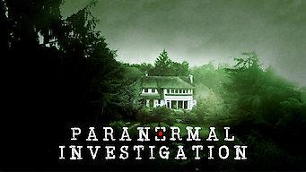 Se Paranormal Investigation på Netflix