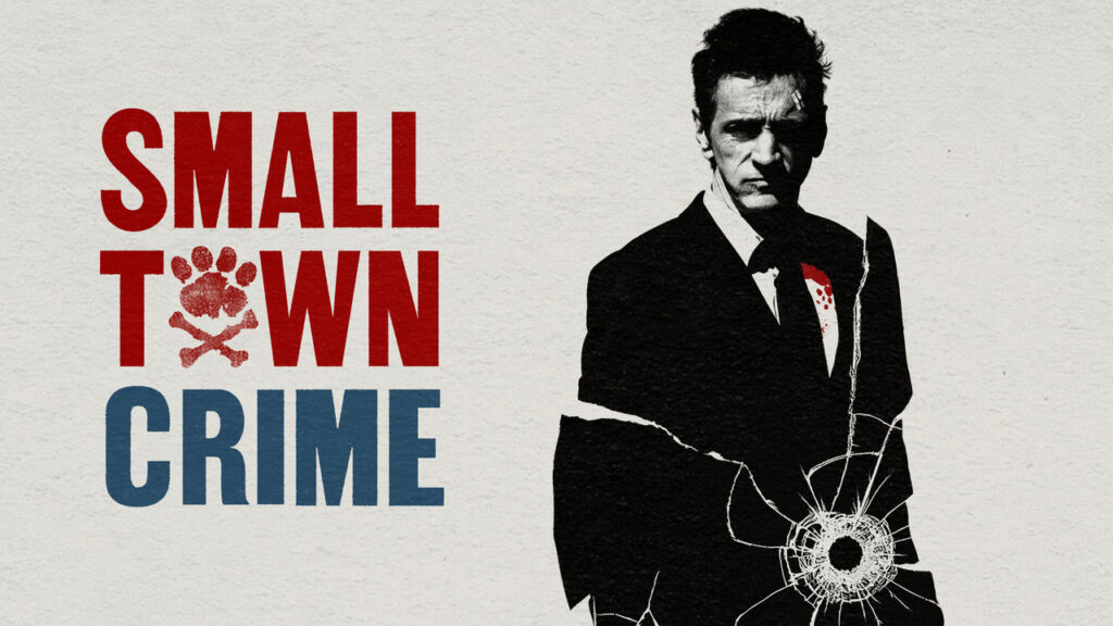 small town crime flixfilm