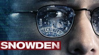 Se Snowden på Netflix