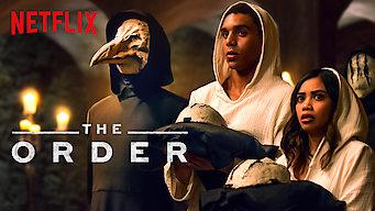 Se The Order på Netflix