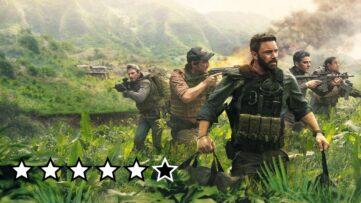 triple frontier film netflix anmeldelse review danmark