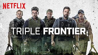 triple frontier netflix