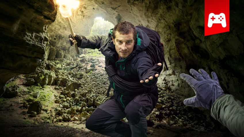 you vs wild netflix bear grylls