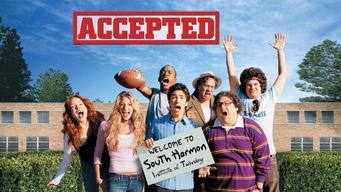 Se Accepted på Netflix