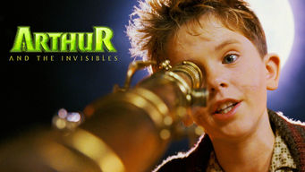 Se Arthur and the Invisibles på Netflix