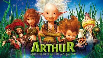 Se Arthur and the Revenge of Maltazard på Netflix