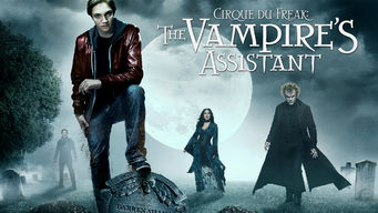 Se Cirque du Freak: The Vampire's Assistant på Netflix