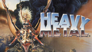 Heavy Metal netflix