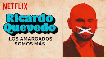 Se Ricardo Quevedo: We All Hold Grudges på Netflix
