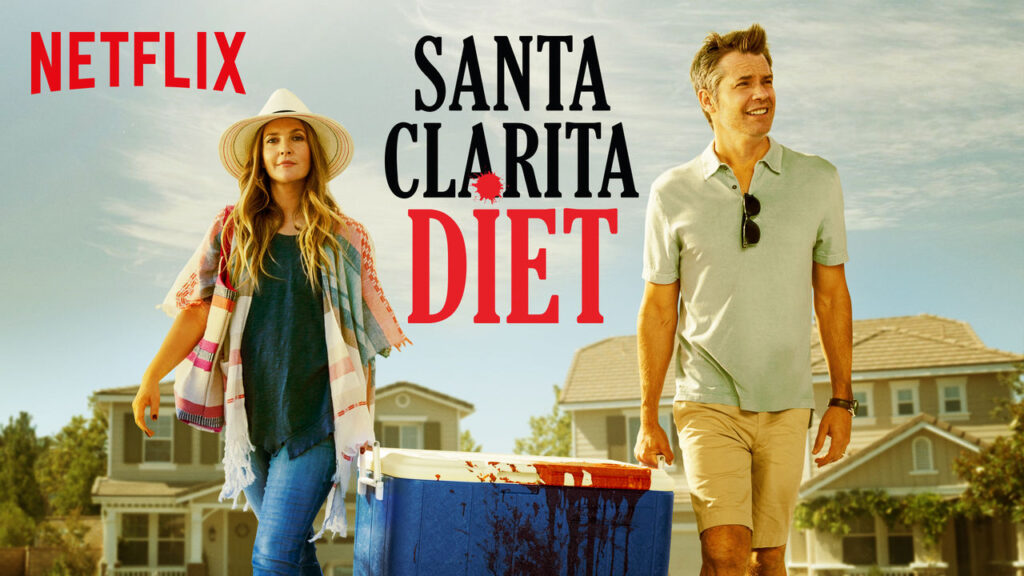 Santa Clarita Diet droppet aflyst annulleret sæson 3 netflix
