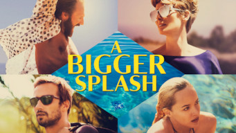 Se A Bigger Splash på Netflix