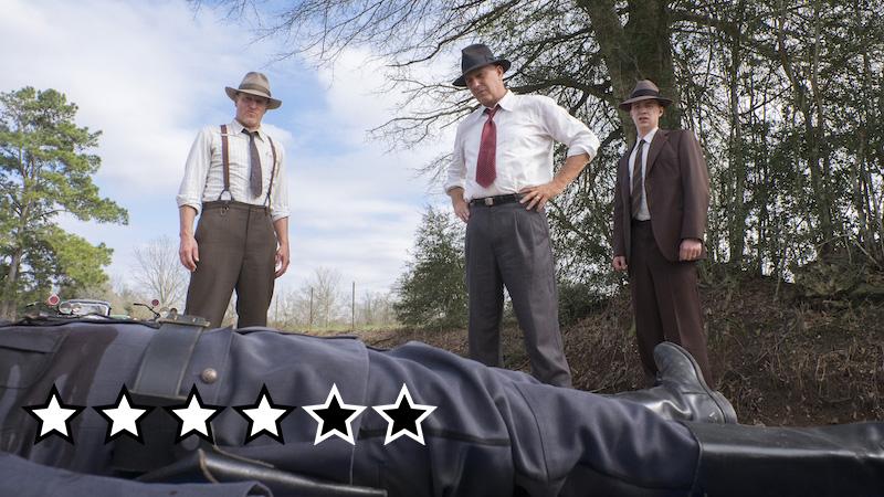highwaymen anmeldelse review film danmark 2019