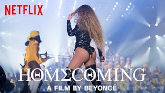 Se filmen Homecoming: A film by Beyoncé på Netflix