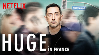 Se serien Huge in France på Netflix