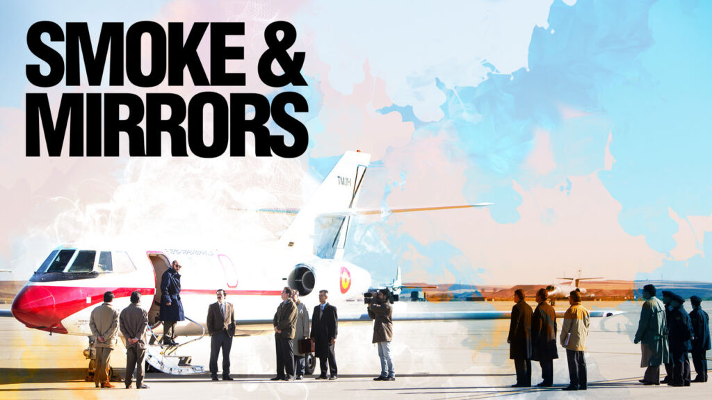 smoke and mirrors film