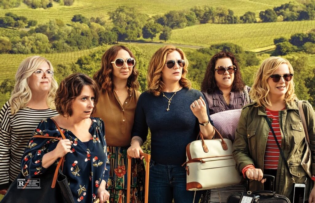 wine country netflix film trailer