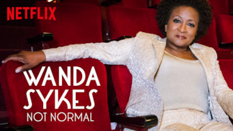 Se Wanda Sykes: Not Normal på Netflix