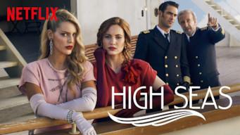 High Seas film serier netflix