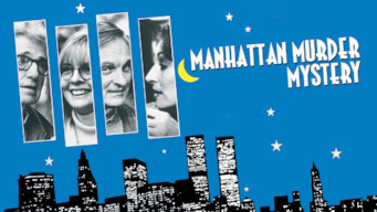 Se Manhattan Murder Mystery på Netflix