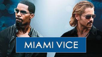 Miami Vice film serier netflix