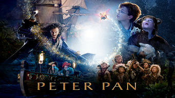 Se filmen Peter Pan på Netflix