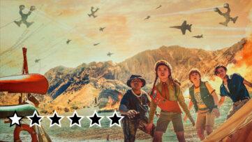 Rim of the World anmeldelse danmark netflix film 2019