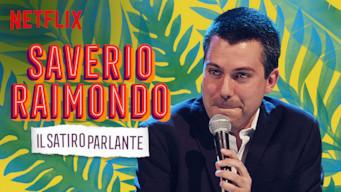 Saverio Raimondo: Il Satiro Parlante film serier netflix