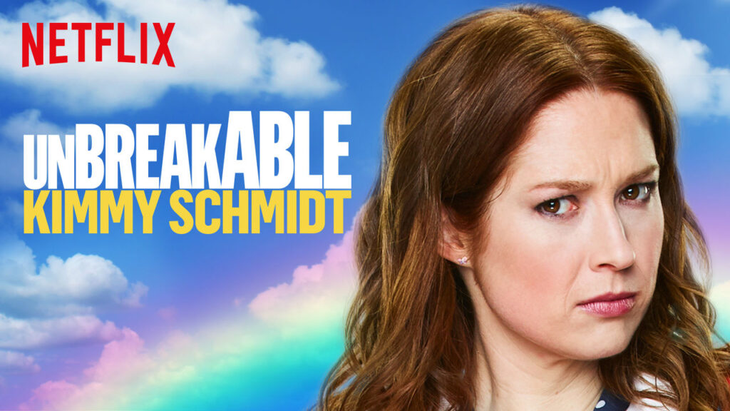 Unbreakable Kimmy Schmidt interaktiv serie netflix