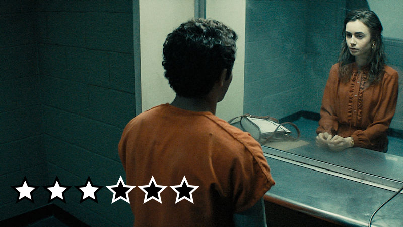 extremely wicked vile anmeldelse film review ted bundy netflix