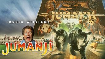 Se Jumanji på Netflix