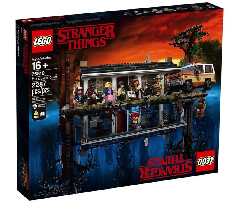 lego stranger things the upside down 3
