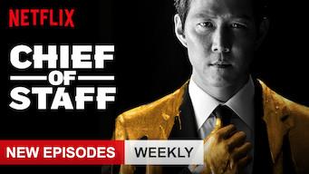 Se serien Chief of Staff på Netflix