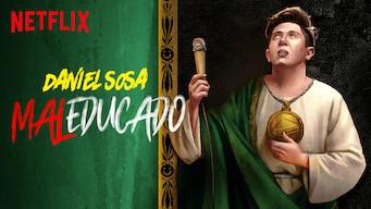 Se Daniel Sosa: Maleducado på Netflix
