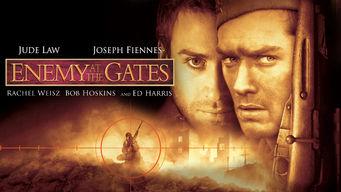 Se Enemy at the Gates på Netflix