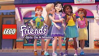 Se serien Lego Friends: Girls on a Mission på Netflix