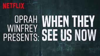 Se Oprah Winfrey Presents: When They See Us Now på Netflix