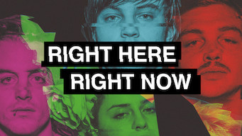 Right Here Right Now film serier netflix